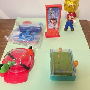 Miscellaneous games and toys as shown in pics